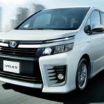 トヨタ ヴォクシーの買取相場・年式別一覧表