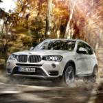 BMW X3の買取価格・査定相場一覧表【年式別】