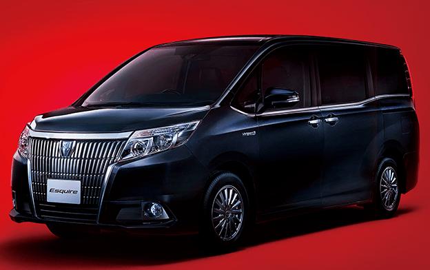 トヨタ エスクァイアの買取価格・相場一覧表【年式別】