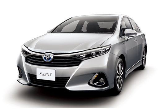 トヨタ SAIの買取価格・相場一覧表【年式別】
