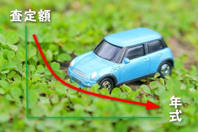 年式の古い車が高く売れない理由とは?年式が査定額に与える影響