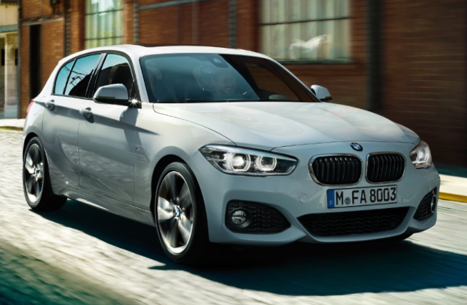 BMW 1シリーズの買取価格・相場一覧表【年式別】