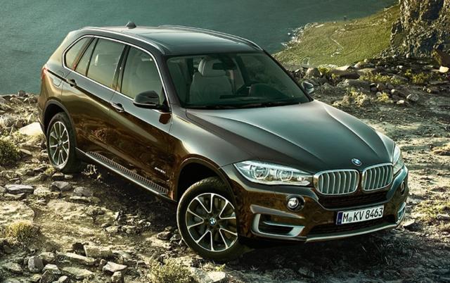 BMW X5の買取価格・相場一覧表【年式別】